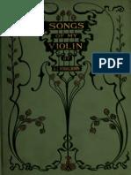 Songs of My Violin