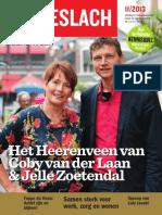PvdA_Verkiezingsmagazine Heerenveen