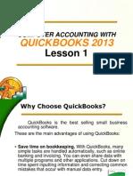 A. QB Lesson 1 (All About QB)