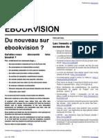 eBook Vision Blog Zine