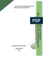 Metabolismo de Carboidratos - Resumo de Escrito.doc