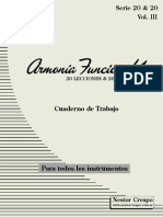 Nestor Crespo - Armonia Funcional