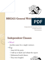 BBI2421 Lecture Notes (Week 4)