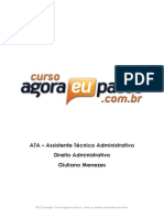 Apostila de Direito Administrativo Prof. Giuliano Menezes (1)