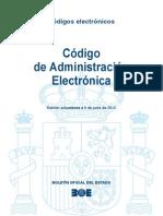 Codigo de Administracion Electronica