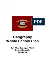 geography policy