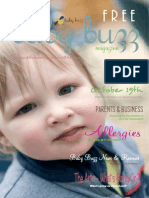 Baby Buzz Magazine - October Issue