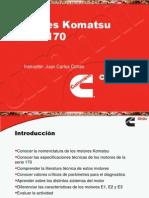 Curso Motores Komatsu Series 170