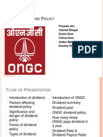ONGC Dividend Policy.pptx Presentation