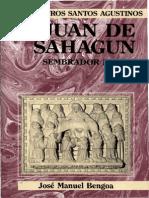 Bengoa, Jose Manuel - Juan de Sahagun, Sembrador de Paz