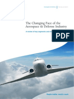 The Changing Face of the Aerospace Defense Industry