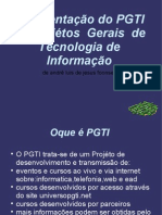 Apresentacao Global Do PGTI