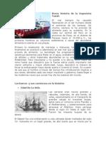 Historia de La Ingenieria Naval