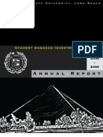 SMIF Annual Report 2008-2009