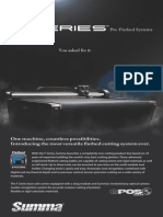 Summa F-Series Brochure