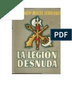 La Legión Desnuda - Maciá Serrano, Antonio.
