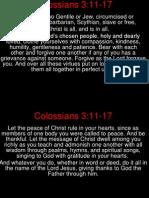 Gospel Centered Worship