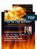 FIRE IN THE WHOLE, EXPERIENCE THE GLORY!