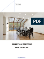 Prezentare Princeps Studio 2013