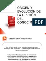 Expo Gestion de Conocimiento