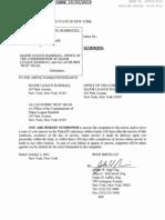 A-Rod Lawsuit