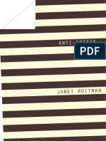 Anti-Crisis by Janet Roitman