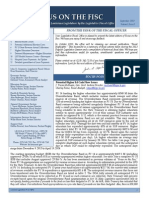Focus on the Fisc - September 2013