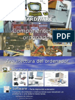 TIC 04 Componentes del Ordenador
