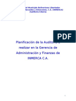 Auditoria Administracion