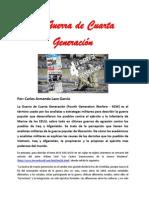 La Guerra de Cuarta Generación- Carlos Armando Lazo García