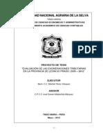 ProyectoTesis_EvaluacionExoneracionesTributarias_LeoncioPrado_2008_2012