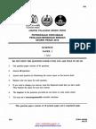 Pmr Trial 2012 Science q Perak