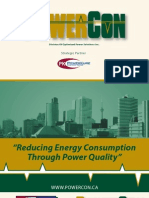 PowerCon Optimized Power Solutions Inc. Brochure