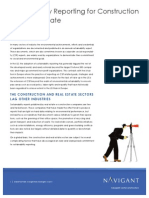 Construction Sustainability Reporting for Constructionand Real Estate 03 13
