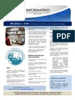 Informativo - Medidas Para La Influenza en Ambientes Laborales