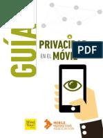 Guia de privacidad en el mobil