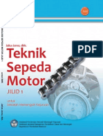 Teknik Sepeda Motor Jilid 1