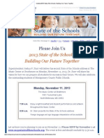 Invitation_2013 State of the Schools_ Building Our Future Together