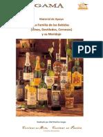 Familia de Las Bebidas (Con Preparaciones en Clase)
