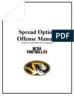 Spread Offense Guide