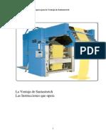 Manual de Operaciones Foullard SantaStrech