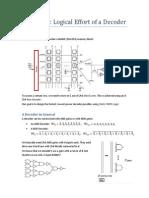 Decoder design
