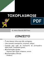 Aula Toxoplasmose - Mário