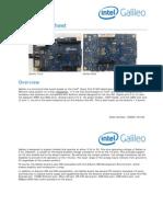 Galileo Datasheet