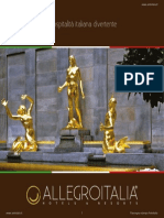 Brochure Allegro Italia Hotels Resorts