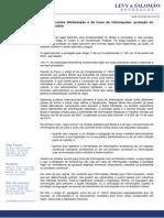 Acordos Contra Bitributacao e de Troca de Informacoes