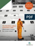 5 MLC Cruise Ships Leaflet