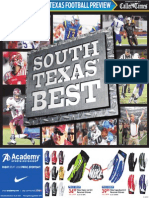KICKOFF 2013 SOUTH TEXAS FOOTBALL PREVIEW