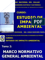 Clase N° 02 - Marco Normativo General Ambiental
