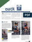 Body for Life Back Training